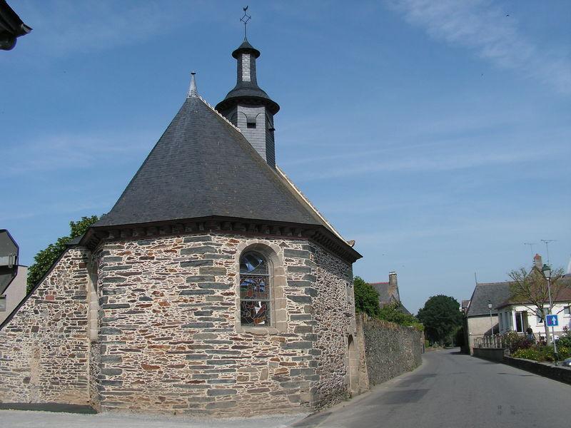 Messac Guiprys, Chapelle Notre Dame de Bon Port