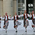 Spectacle de danse ukrainien à commercy