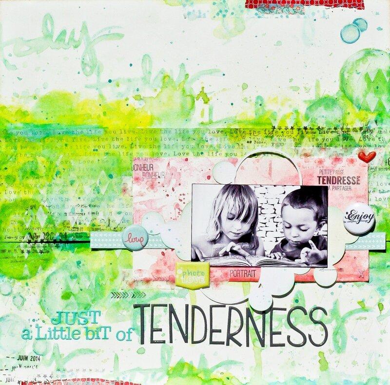 A little bit of Tenderness...