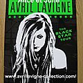 The Black Star Tour, Ottawa, Canada 17/10/2011-Tour Book
