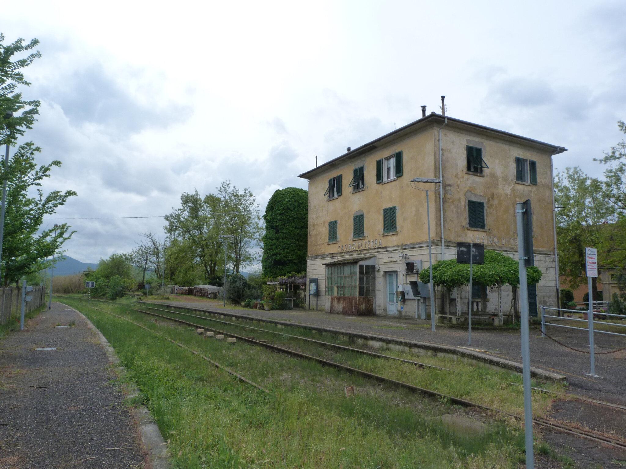 Casino di Terra (Italie - Toscane)