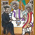 Les trois Compagnons de Jésus