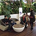 Banc Confluence (Lyon, mars 2012)
