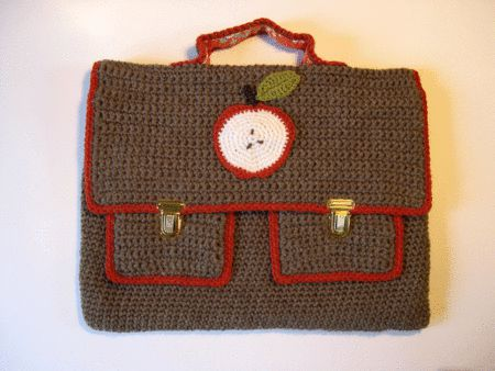 cartable crochet
