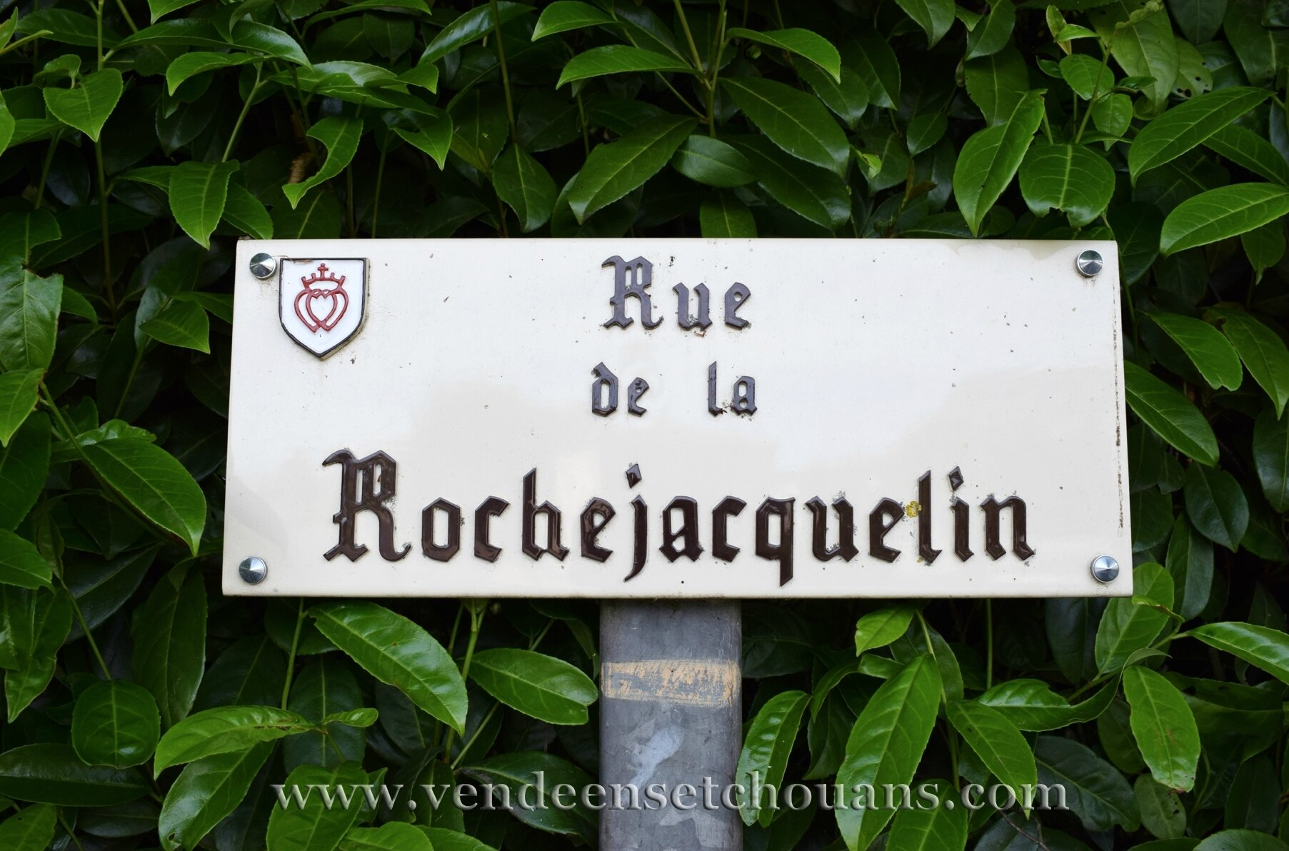 La Flocelliere (85), rue de La Rochejaquelein
