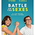Battle of the sexes ★★★