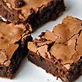 La p'tite recette - le brownie du dimanche