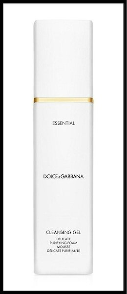 dolce & gabbana essential cleansing gel