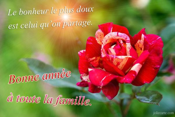 voeux-famille