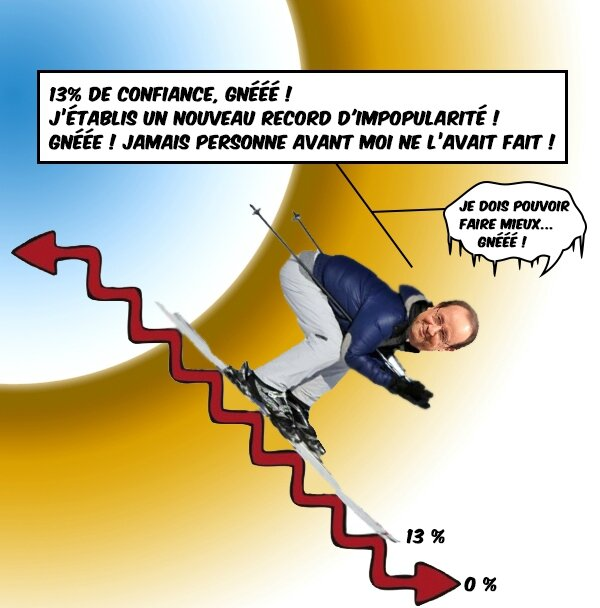 hollande-courbe rouge-bulle