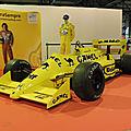 Lotus 99t moteur honda monoplace formule 1 1987