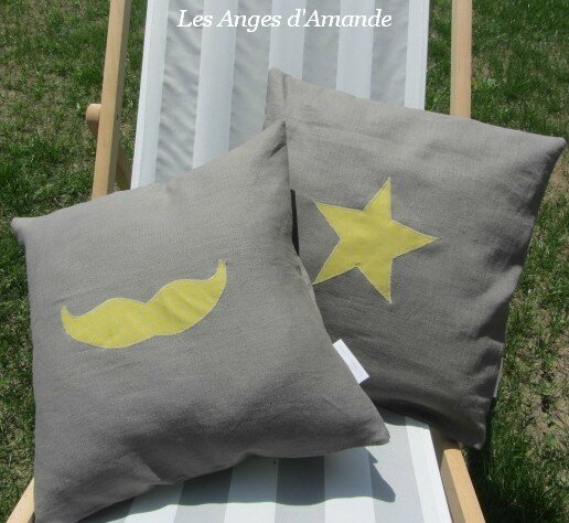 coussins taupe-olive1