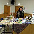 Stand Ghislaine Letourneur Salon du Bio Saint-Victoret 2015