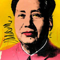 Exceptional complete portfolio of mao by andy warhol offered on artnet auctions