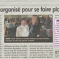 Article presse salon du 16 mars