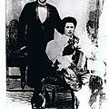 Montocchio Edgar et sa femme