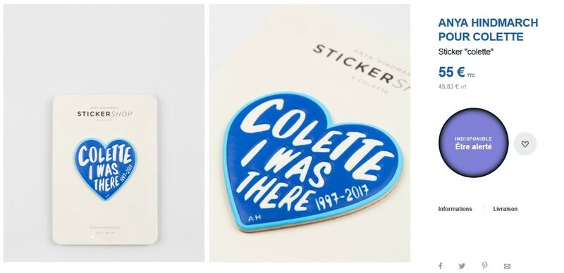 anya hindmarch pour colette 55