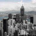 Verticale - Hong-Kong - Août 2000