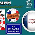 Casse de la langue française : ensemble, nous accusons !