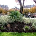 le jardin de la place Victor Hugo