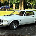 Ford mustang hardtop coupe gt 1969 (Retrorencard octobre 2010) 01