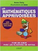 Les mathématiques apprivoisées couv