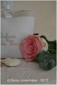 Parfum de rose 2