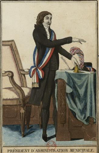 Maire 1790