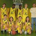 benjamines 1 2004/2005