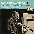 Frans Poptie and his Swing Specials - 1957 - Swing Specialities No