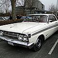 Mercury comet caliente hardtop coupe - 1964