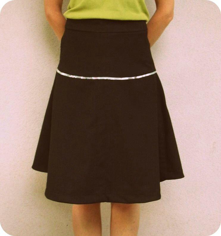 jupe short classique zoom Juillet 2015
