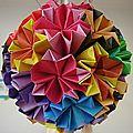 Origami à la bibliothèque