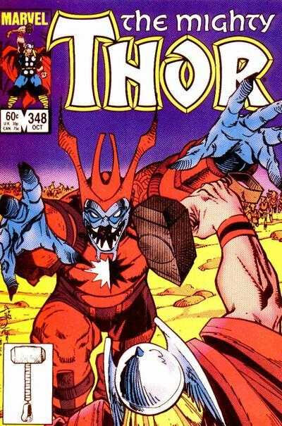 mighty thor 1966 348