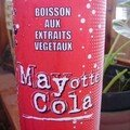 Mayotte cola....
