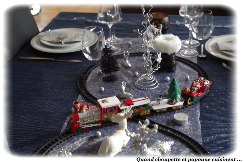 Ma table Train de Noël-7229