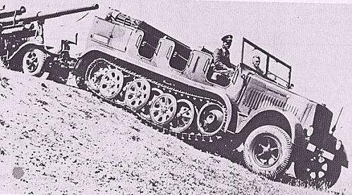 SdKfz7 canon de 88