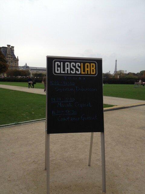 GlassLab Paris, les Arts Décoratifs, souffleurs de verre 5