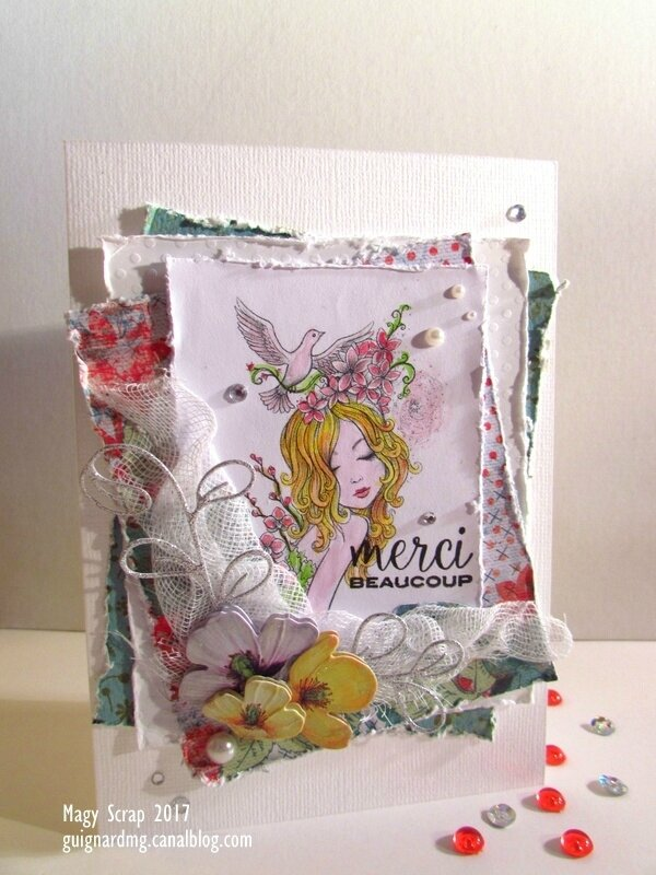 Merci version shabby ! ...