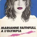 Marianne faithfull / the nits - vendredi 4 juin 1982 - olympia, paris