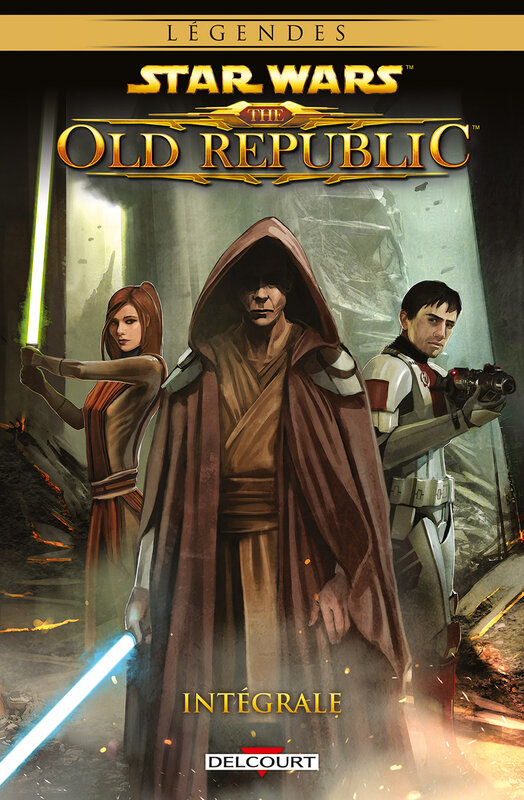 delcourt star wars the old republic intégrale