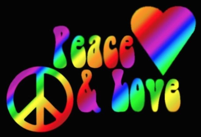 catho retro peace and love