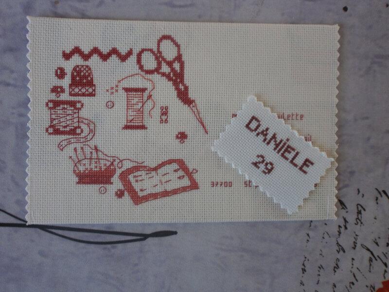 1 - Danièle29 à Paulette - 1