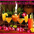 Summer cocktail challenge