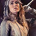 Legends of tomorrow - white canary