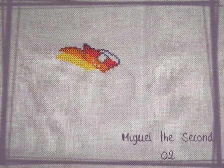 Miguel the second 02