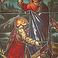 Jésus donnant les clés à St Pierre