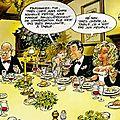 Pourquoi dîne-t-on (soupe-t-on) à 17h30 au québec ?