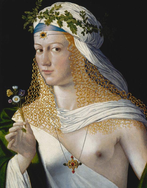 st_presse_bartolomeo_veneto_idealbildnis_einer_jungen_frau_als_flora_um_1520
