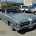 Pontiac bonneville convertible-1965